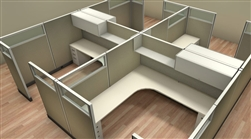 Friant Cubicles And Modular Office Wall Dividers At The Office Furniture Outl