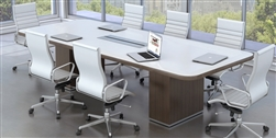 Conference Room Tables by Maverick Desk manufacturing