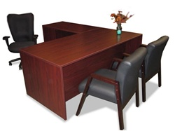 Maverick Executive fice Desks are Made in the USA