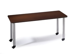 Mobile Conference Room Tables for Training or Seminars by