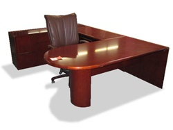 used wood executive desks and pre owned office furniture